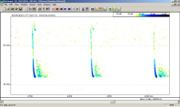 BatSound real-time spectrogram software