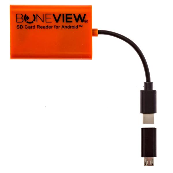 Boneview card reader for Android