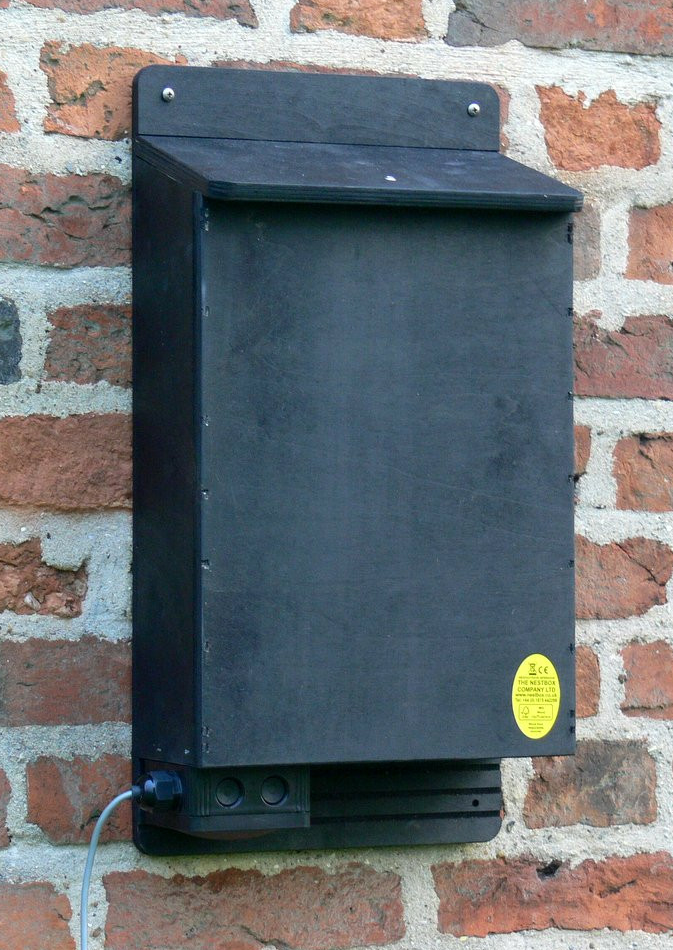 Heated Bat Box