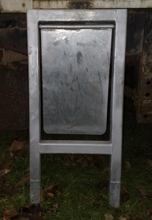 Badger Gates Badger Exclusion